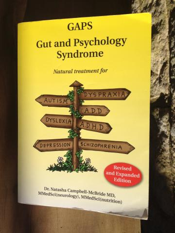 GAPS (Gut and Psychology Syndrome)